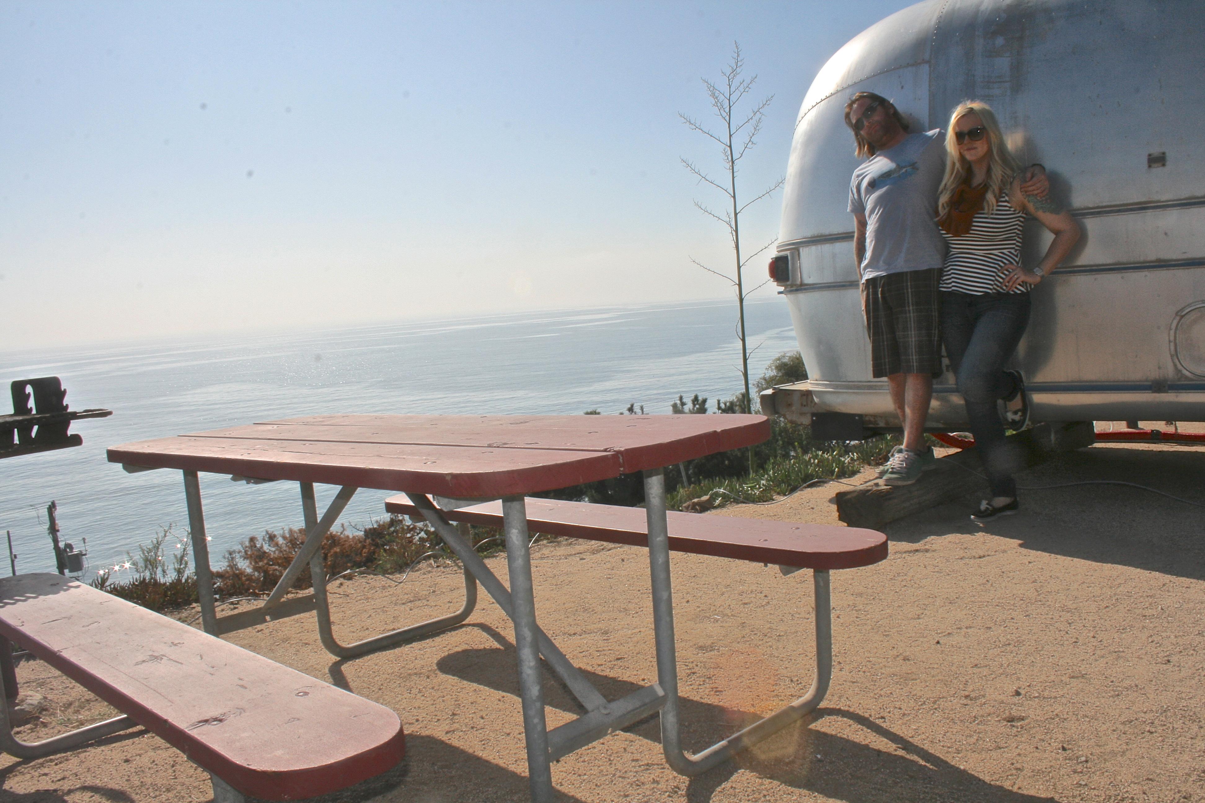 Our Maiden Voyage to Malibu Beach RV Park In Malibu, CA: Day