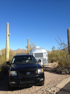 Gilbert Ray campground 44A
