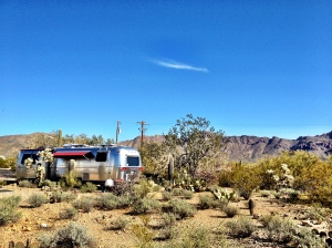 Airstream at gilbert ray