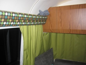 draperies in Watsons Wander airstream