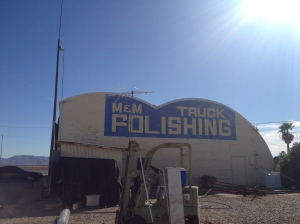 M & M Truck Polishing in Eloy, AZ