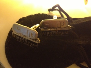 airstream cufflinks